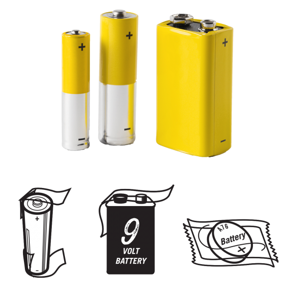 Battery how to prepare