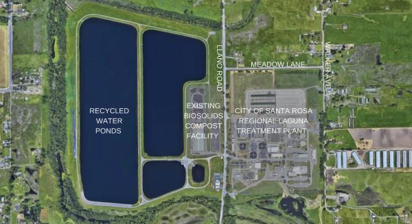 LTP organics facility map small