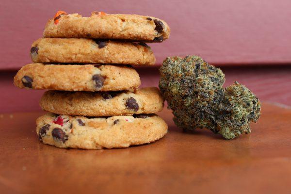 Cannabis marijuana edible margo amala unsplash