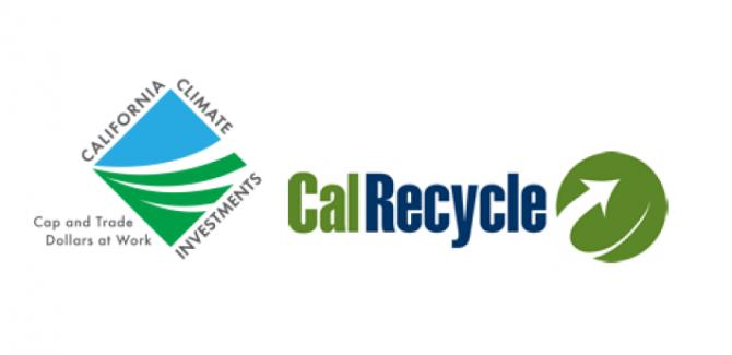 Calrecycle grant logos