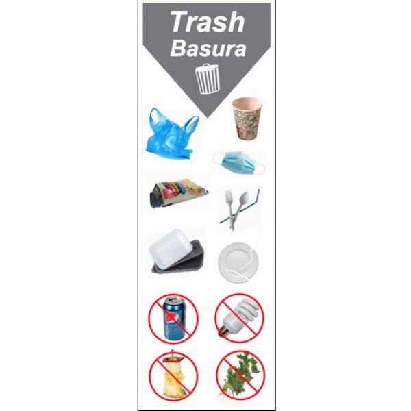 Trash 4 x 12 thumbnail