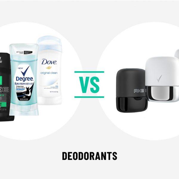 Deodarant Loop reusable packaging