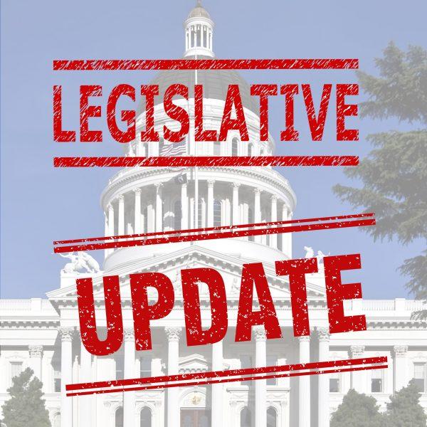 Legislative Update Cover