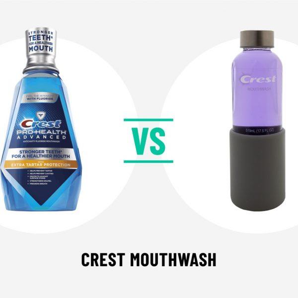 Mouthwash Loop reusable packaging